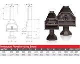 African Braai Supréme de Luxe 800 freestanding - komplett_