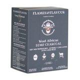 Flames & Flavour West-Afrikaans Hardhout Restaurant Houtskool 13KG_