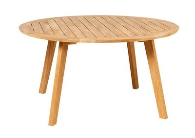 Traditional Teak DIANA MOSAIC table Teak Legs