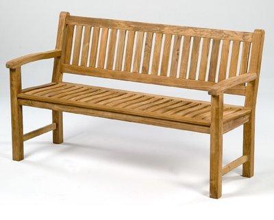 Teak & Garden Oxford Gartenbank 150 cm