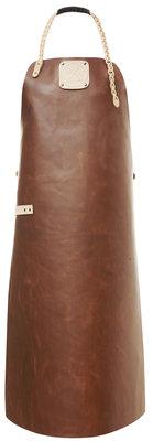 WITLOFT Schort dames  Cognac/Nude