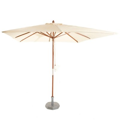 Borek Cannes Parasol 200 x 200 cm. (neigbar)