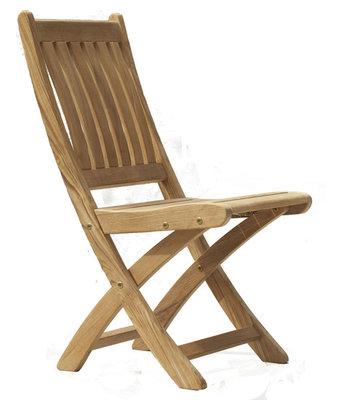 Big Ben folding chair (Edelstahlbeschläge)