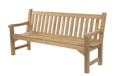 Teak & Garden Cambridge Bench 180 cm